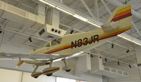 N83JR @ KPAE - At the Future of Flight Museum - by Todd Royer