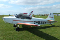 G-BANW @ EGBK - at the LAA Rally 2013, Sywell - by Chris Hall