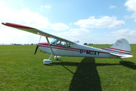 G-MDAY @ EGBK - at the LAA Rally 2013, Sywell - by Chris Hall