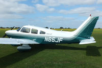N65JF @ EGBK - at the LAA Rally 2013, Sywell - by Chris Hall