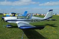 G-CFLL @ EGBK - at the LAA Rally 2013, Sywell - by Chris Hall