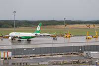 B-16302 @ LOWW - Eva Air A330 - by Thomas Ranner