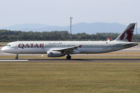A7-ADT @ VIE - Qatar Airlines - by Joker767