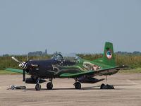 3H-FG @ LFQI - Cambrai Airshow 2010 - by Philip Cole