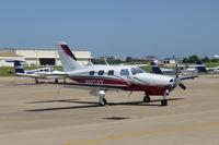 N917AT @ GKY - At Arlington Municipal Airport - Arlington, TX - by Zane Adams