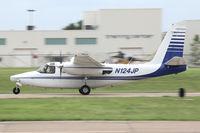 N124JP @ GPM - Grand Prairie Municipal Airport - by Zane Adams