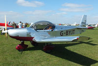 G-BYJT @ EGBK - at the LAA Rally 2013, Sywell - by Chris Hall
