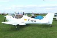 G-NDOL @ EGBK - at the LAA Rally 2013, Sywell - by Chris Hall