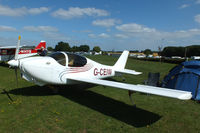 G-CEIW @ EGBK - at the LAA Rally 2013, Sywell - by Chris Hall