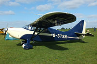 G-STSN @ EGBK - at the LAA Rally 2013, Sywell - by Chris Hall