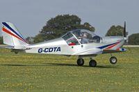 G-CDTA @ EGBK - 2005 Cosmik EV-97 Teameurostar UK, c/n: 2509 at Sywell
