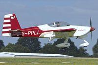 G-PPLL @ EGBK - 2007 Vans RV-7A, c/n: PFA 323-14240