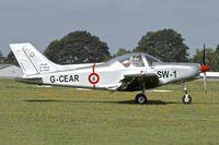 G-CEAR @ EGBK - 2007 Alpi Pioneer 300, c/n: PFA 330-14511 at Sywell