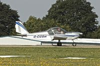 G-CGSH @ EGBK - 2010 Cosmik EV-97 TeamEurostar UK, c/n: 3604