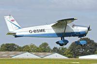 G-BSME @ EGBK - 1966 Bolkow BO-208C Junior, c/n: 596 at Sywell
