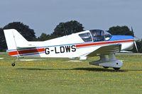 G-LDWS @ EGBK - 1964 SAN Jodel D-150 Mascaret, c/n: 48 at Sywell