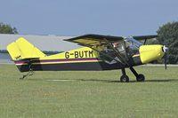 G-BUTM @ EGBK - 1993 Rans S6-116, c/n: PFA 204A-12414 at Sywell