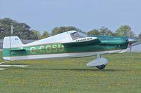 G-CGSU @ EGBK - 2010 Cassutt IIIM Racer, c/n: LAA 034-14983 at Sywell