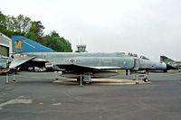 38 34 @ EDBG - McDonnell-Douglas F-4F Phantom II [4705] (German Air Force) Berlin-Gatow~D 15/05/2004