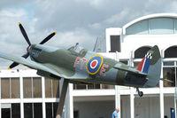 BAPC206 @ X2HF - Displayed at the RAF Museum, Hendon - by Chris Hall