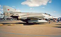 67-0298 @ EGVA - McDonnell-Douglas F-4E Phantom II [3073] (Turkish Air Force) RAF Fairford~G 22/07/1995 - by Ray Barber
