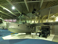 CF-BXO @ X2HF - Displayed at the RAF Museum, Hendon - by Chris Hall