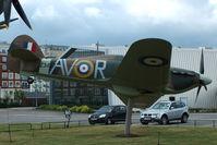 BAPC205 @ X2HF - Displayed at the RAF Museum, Hendon - by Chris Hall