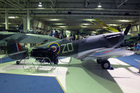 BL614 @ X2HF - Displayed at the RAF Museum, Hendon - by Chris Hall