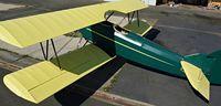 C-FBJX @ CYYJ - Fleet 10D Replica, A well done job - by Kai Hansen
