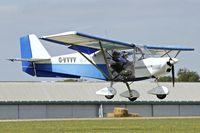 G-VVVV @ EGBK - 2005 Best Off Skyranger 912(2), c/n: BMAA/HB/427