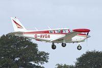 G-AVGA @ EGBK - 1966 Piper PA-24-260 B, c/n: 24-4489