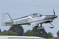 G-CCVS @ EGBK - 2010 Vans RV-6A, c/n: PFA 181A-13413