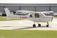 G-OGSA @ EGBK - 2000 Jabiru UL-450, c/n: PFA 274A-13540