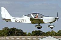 G-CGTT @ EGBK - 2011 Aerotechnik EV-97 Eurostar SL, c/n: LAA315B-14985
