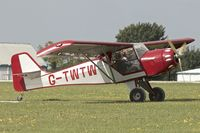 G-TWTW @ EGBK - 2006 Denney Kitfox MK2, c/n: PFA 172-11730