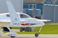 G-BYLZ @ EGBK - 1999 Rutan Cozy Mk4, c/n: PFA 159-12464