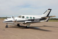 N131MC @ KDLH - KDLH/DLH 2013 Duke owners fly in - by Nick Dean