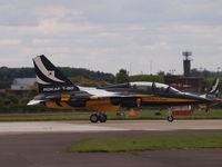 10-0056 @ EGXW - Waddington Airshow 2012 - by Philip Cole