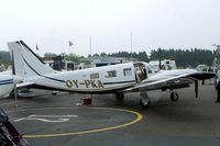 OY-PKA @ EGTB - Piper PA-34-220T Seneca V (3449352] Booker~G 09/06/2007