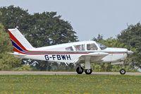 G-FBWH @ EGBK - 1968 Piper PA-28R-180, c/n: 28R-30368