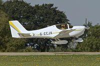 G-CCJX @ EGBK - 2006 Europa XS, c/n: PFA 247-13727