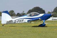 G-FIXX @ EGBK - 2010 Vans RV-7, c/n: PFA 323-14225
