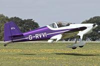 G-RVVI @ EGBK - 2000 Vans RV-6, c/n: PFA 181-12418