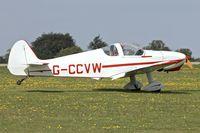 G-CCVW @ EGBK - 2004 Nicollier HN-700 Menestrel II, c/n: PFA 217-11950
