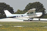 G-BPWR @ EGBK - 1979 Cessna R172K, c/n: R172-2953