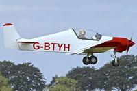 G-BTYH @ EGBK - 1993 Pottier P-80S, c/n: PFA 160-11121