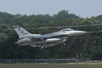 85-1444 @ NFW - Landing at NAS Fort Worth - by Zane Adams