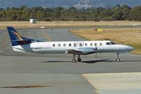 VH-WAJ @ YPPH - Swearingen SA.227DC Metro 23 [DC-876B] (Skipper Aviation) Perth Int'l~VH 29/03/2007 - by Ray Barber