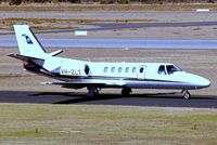 VH-ZLT @ YPJT - Cessna Citation Bravo [550-0878] (China Southern Flying College) Perth-Jandakot~VH 30/03/2007