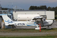 C-FTLN @ CYPK - Parked - by Guy Pambrun